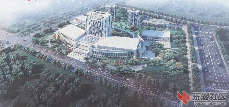 2016年湖北武穴二医院整体搬迁米乐官网登录